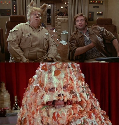 pizza hut logo evolution. Nick#39;s comment is: I can not believe that nobody has brought up Spaceballs yet! PIZZA THE HUTT!! On Jun.19.2009 at 09:36 AM